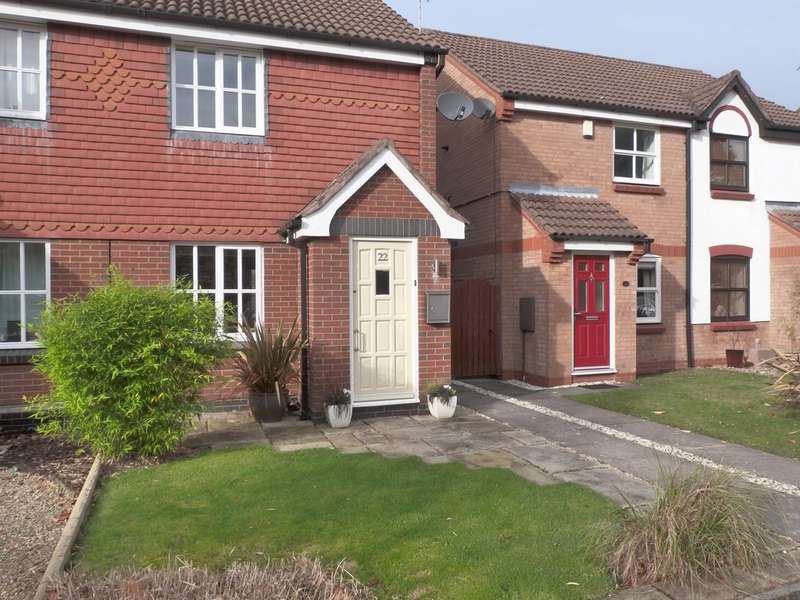2 Bedrooms End Of Terrace House for sale in Ashwell Drive, Shirley