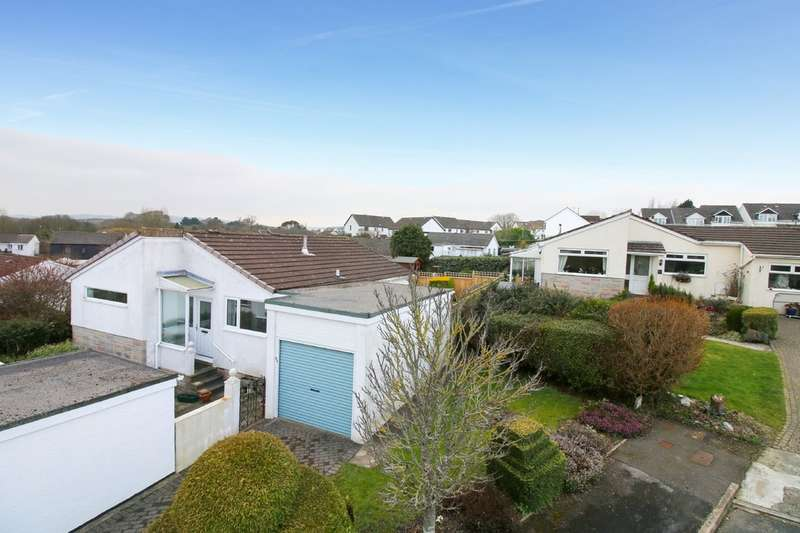 2 Bedrooms Detached Bungalow for sale in River Valley Road, Chudleigh Knighton