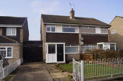 3 Bedrooms Semi Detached House for sale in Milford Drive, Nottingham, Nottinghamshire