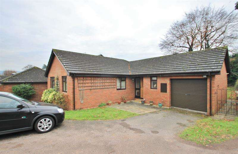 3 Bedrooms Detached Bungalow for sale in The Pippins, Wilton, Ross-On-Wye
