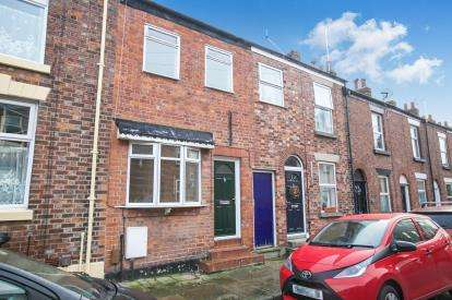 2 Bedrooms Terraced House for sale in Newton Street, Macclesfield, Cheshire, Macclesfield