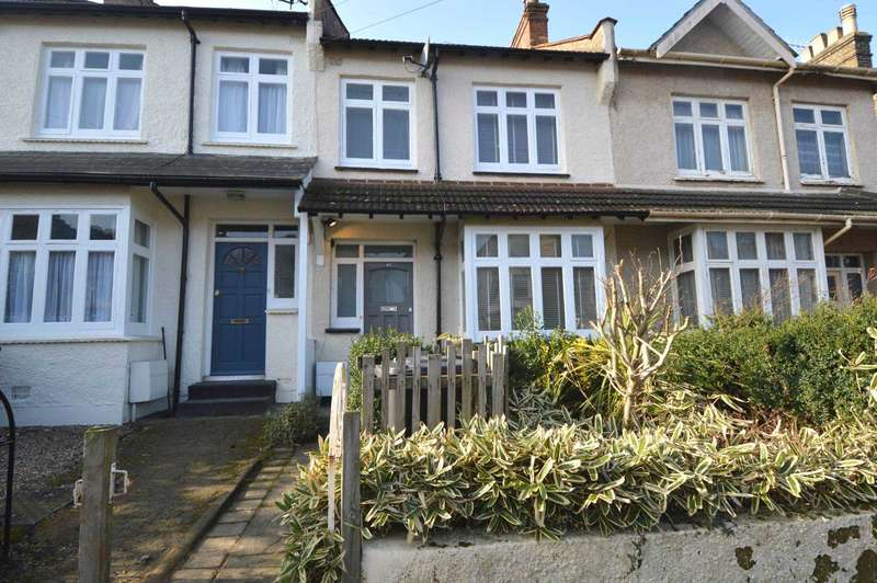 3 Bedrooms Terraced House for sale in Parkhurst Road, London