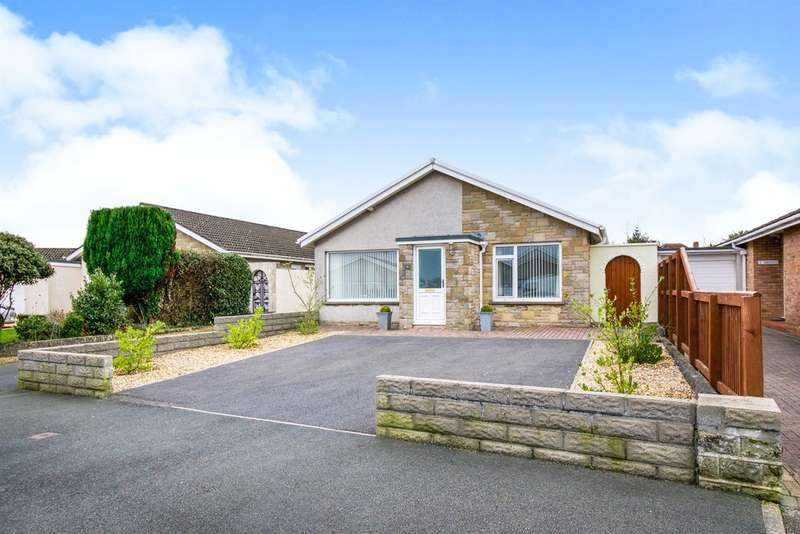3 Bedrooms Detached Bungalow for sale in Heol Croes Faen, Nottage, Porthcawl