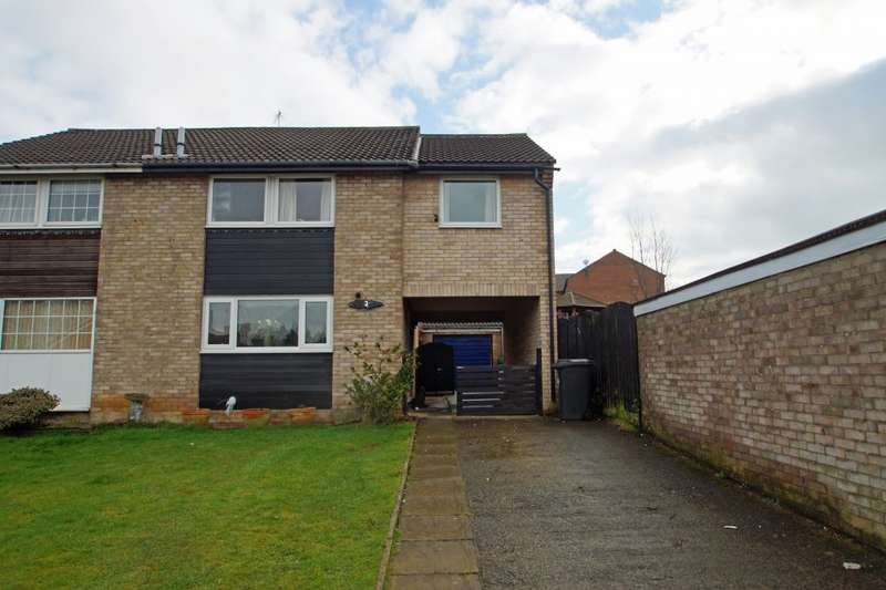 3 Bedrooms Semi Detached House for sale in 2 Albermarle Drive, Catterick Garrison, Richmond, DL9 4DT