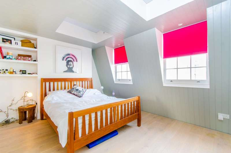 4 Bedrooms House for rent in Islington Park Street, Islington, N1