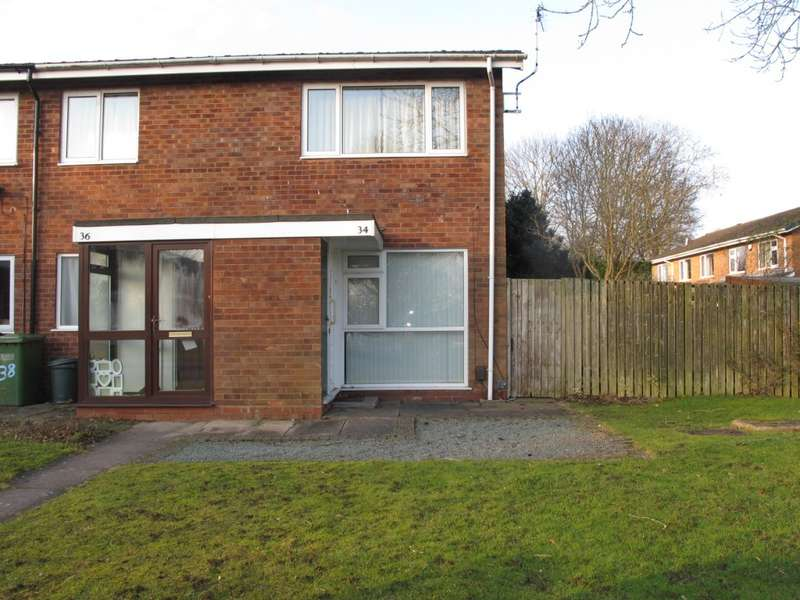 2 Bedrooms Apartment Flat for sale in Myton Drive, Solihull