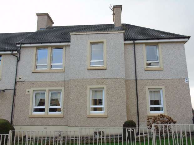 3 Bedrooms Apartment Flat for sale in Newbattle Avenue, Calderbank, Airdrie, ML6