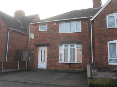 3 Bedrooms Terraced House for sale in Beatrice Street, Bloxwich