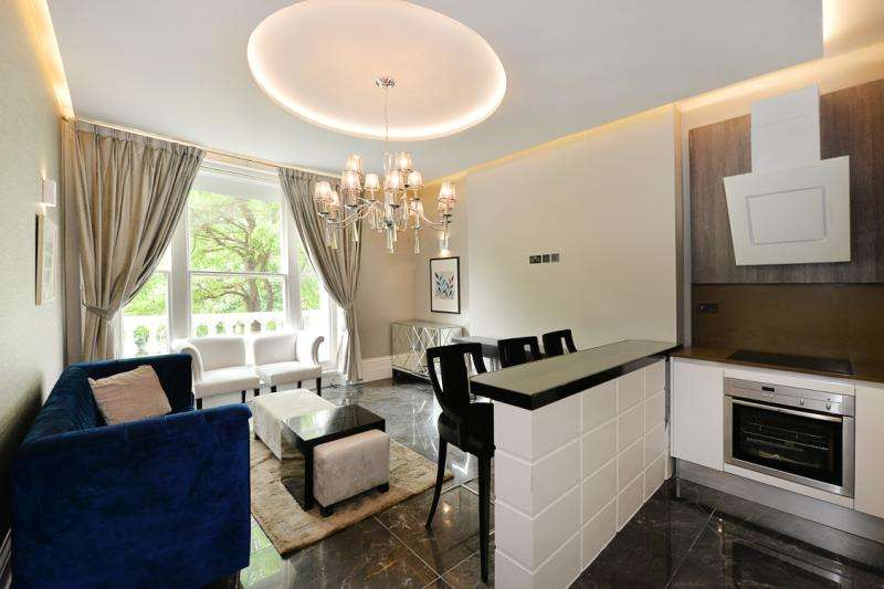 2 Bedrooms Flat for sale in Redcliffe Gardens, Chelsea, London, SW10