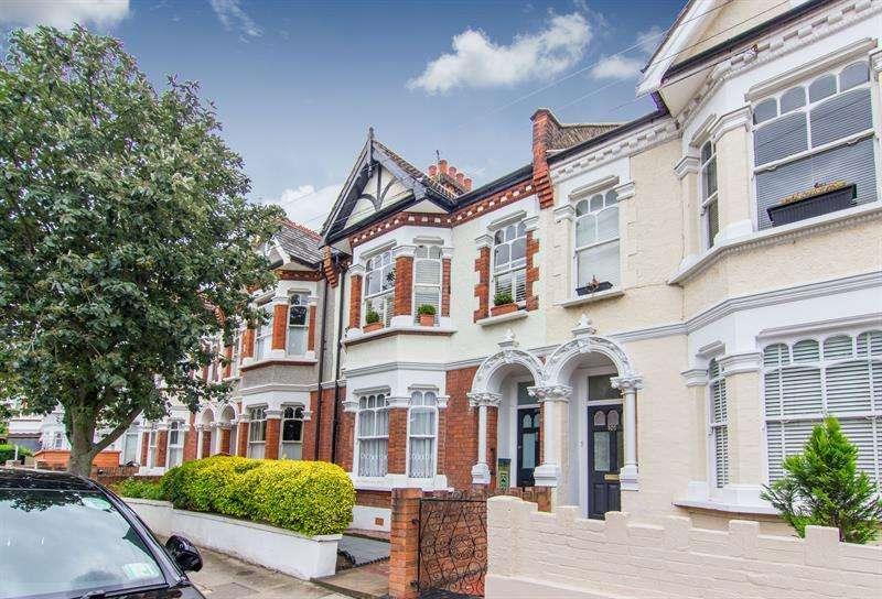 3 Bedrooms Maisonette Flat for sale in Kenyon Street, London, SW6