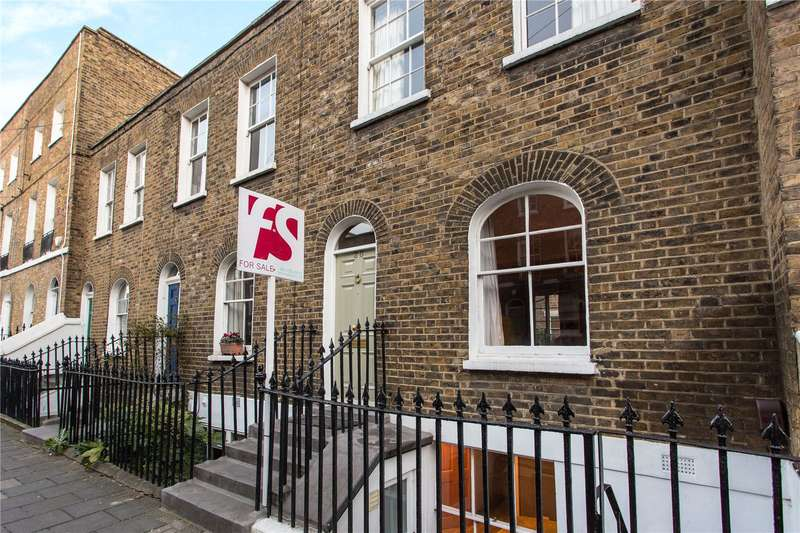 4 Bedrooms House for sale in Halton Road, London, N1