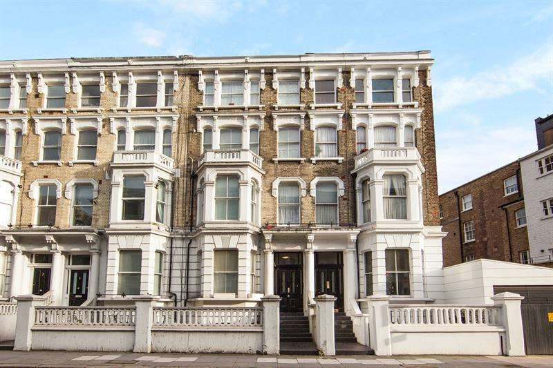 2 Bedrooms Flat for sale in Finborough Road, Chelsea, London, SW10