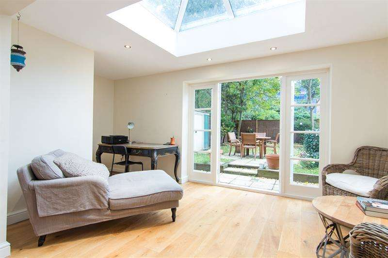 2 Bedrooms Flat for sale in Lime Grove, Shepherds Bush, W12