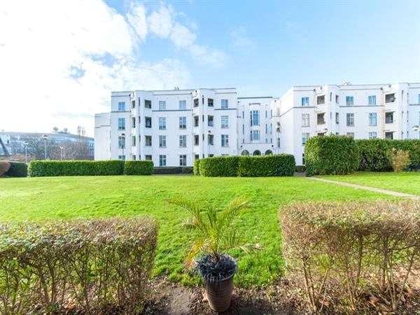 1 Bedroom Flat for sale in Cavell House, 243 Wood Lane, Shepherds Bush, W12
