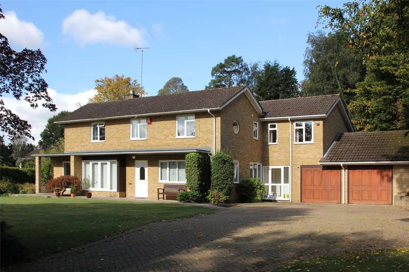 6 Bedrooms Detached House for sale in Alders Road, Reigate, Surrey, RH2