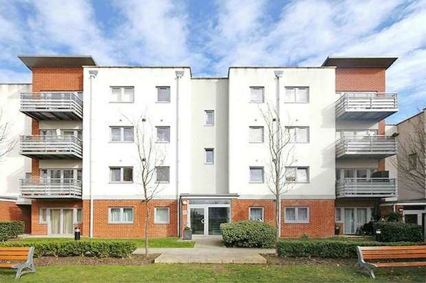 1 Bedroom Flat for sale in Cannock Court, Hawker Place, London