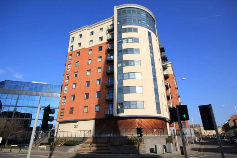 2 Bedrooms Apartment Flat for sale in Watlington Street, Reading, RG1