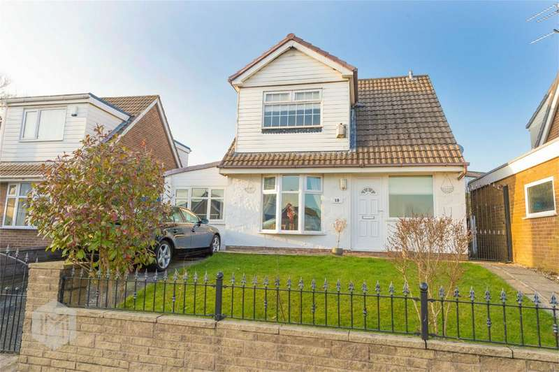 4 Bedrooms Detached House for sale in Shipston Close, Bury, Lancashire
