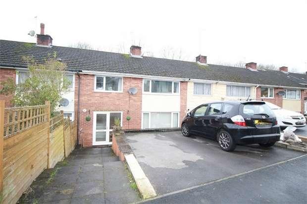 3 Bedrooms Terraced House for sale in Birch Grove, Llanmartin, NEWPORT
