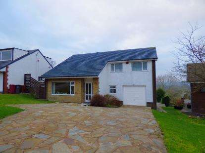 4 Bedrooms Detached House for sale in Tockholes Road, Darwen, Lancashire, BB3