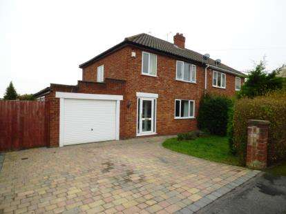 3 Bedrooms Semi Detached House for sale in Belvedere Drive, Blacon, Chester, Cheshire, CH1