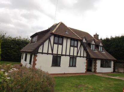 5 Bedrooms Detached House for sale in Lodge, Wingates Square, Westhoughton, Greater Manchester, BL5