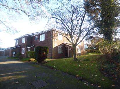 2 Bedrooms Flat for sale in Orchard Dene, Craven Road, Rainhill, Prescot, L35