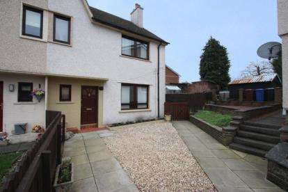 3 Bedrooms End Of Terrace House for sale in Ochil Drive, Maddiston
