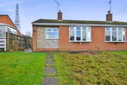 2 Bedrooms Bungalow for sale in Greenacres, Kirkby-In-Ashfield, Nottingham