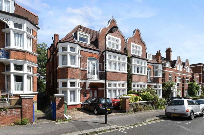 6 Bedrooms Semi Detached House for sale in Crediton Hill, West Hampstead, London, NW6