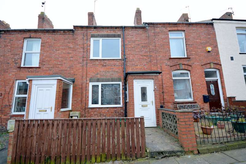 2 Bedrooms Terraced House for sale in Nelson Street, Bishop Auckland, DL14 7DG