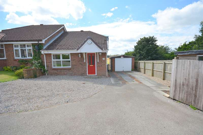 2 Bedrooms Bungalow for sale in Easby Close, Bishop Auckland, DL14 0RX
