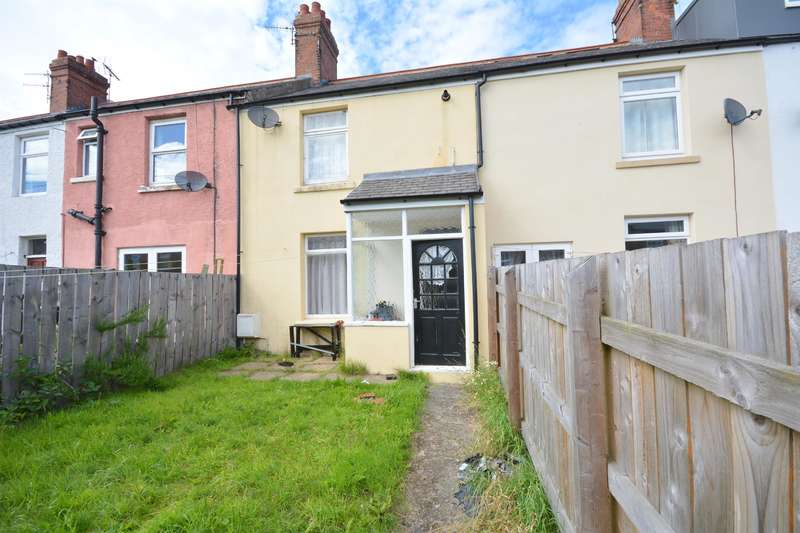 2 Bedrooms Terraced House for sale in George Street, Langley Park, Durham, DH7 9YL