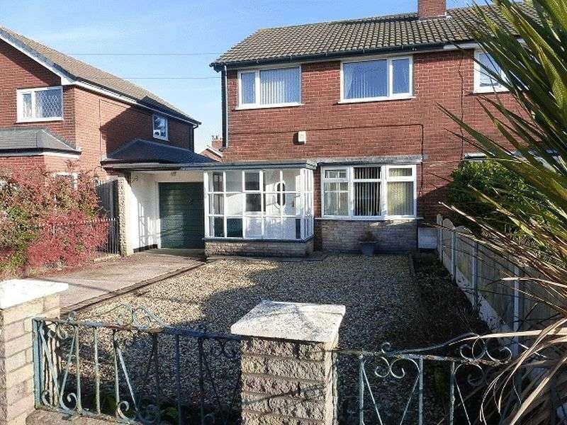 3 Bedrooms Semi Detached House for sale in Hesketh Lane, Tarleton, Preston