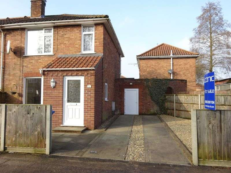 3 Bedrooms Terraced House for sale in Jewson Road, Norwich