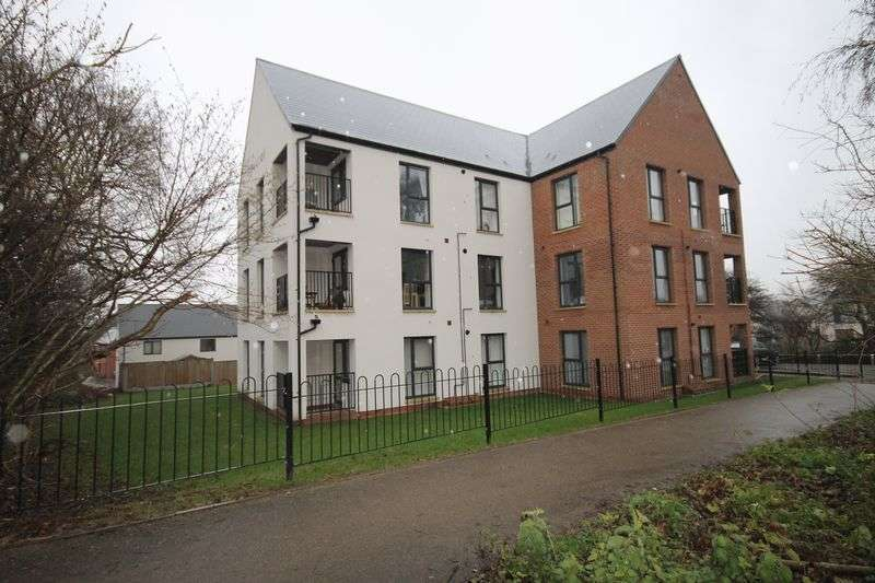 2 Bedrooms Flat for sale in Ketley Park Road, Telford