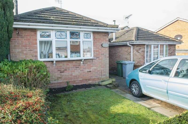 2 Bedrooms Detached Bungalow for sale in Hillside Road, Mansfield
