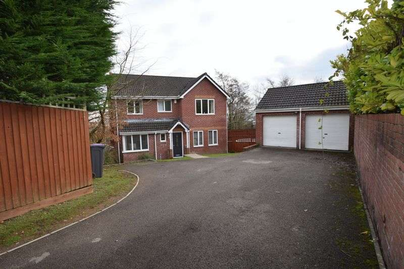 4 Bedrooms Detached House for sale in Dorallt Close, Henllys