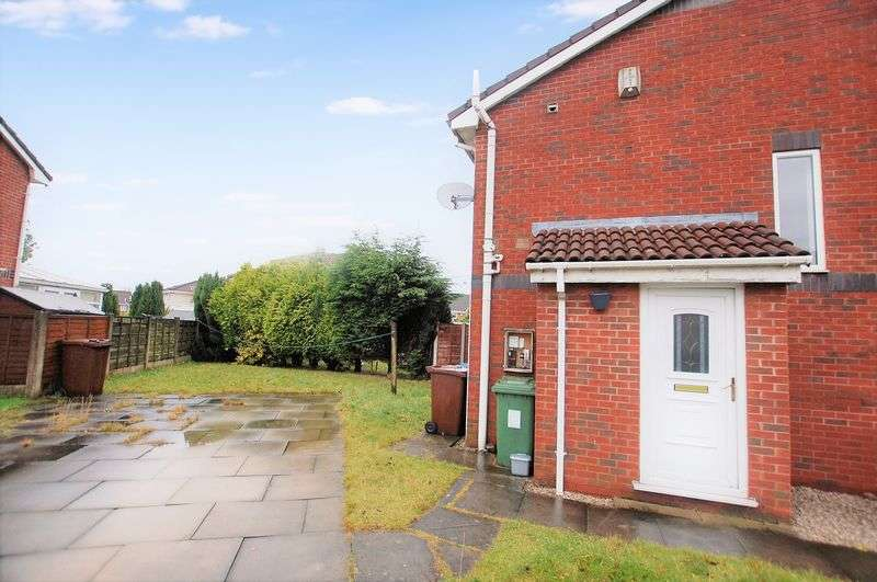 1 Bedroom Semi Detached House for sale in High Beeches, Bolton