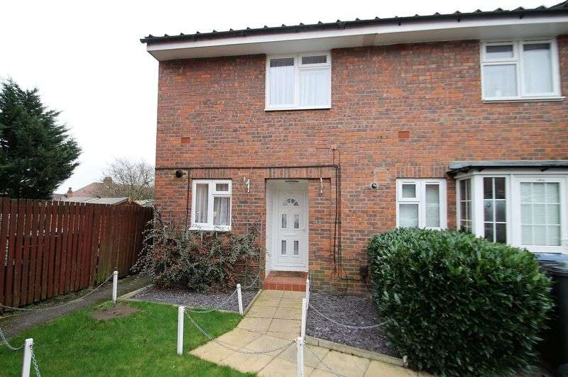 2 Bedrooms Terraced House for sale in Lancaster Road, Northolt