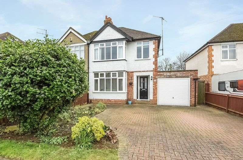 3 Bedrooms Semi Detached House for sale in South Avenue, Abingdon