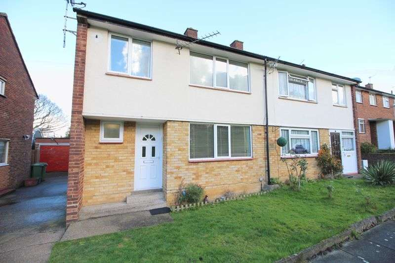 3 Bedrooms Semi Detached House for sale in Partridge Road, Sidcup