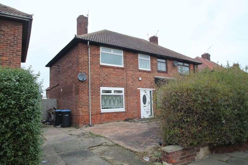 3 Bedrooms Semi Detached House for sale in Crossfell Road, Berwick Hills