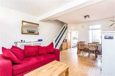 2 Bedrooms Terraced House for sale in Parkstone Road, London