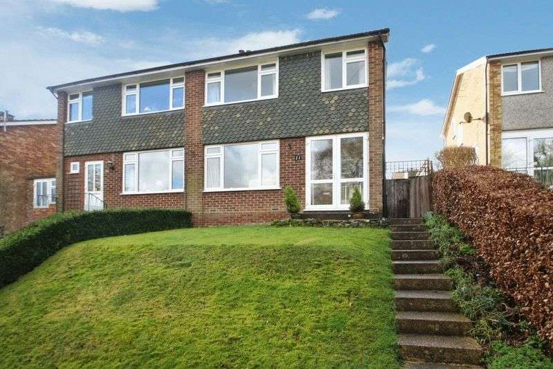 3 Bedrooms Semi Detached House for sale in Hinton Close, High Wycombe