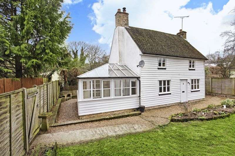 4 Bedrooms Detached House for sale in Wareside, Nr. Ware, Herts