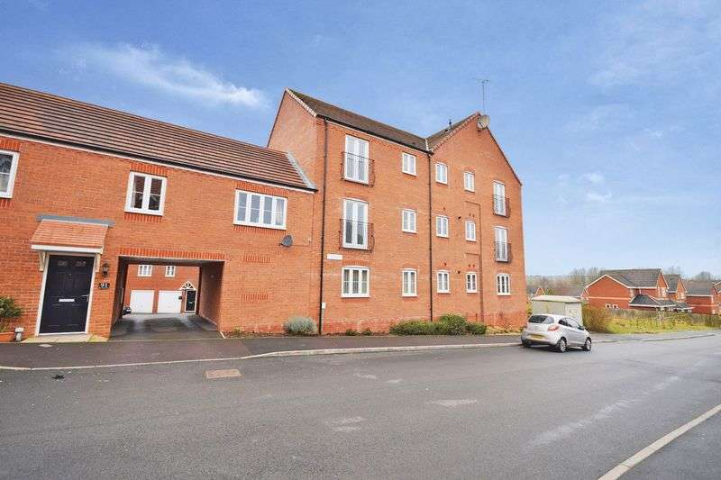 2 Bedrooms Flat for sale in Burtree Drive, Norton Heights
