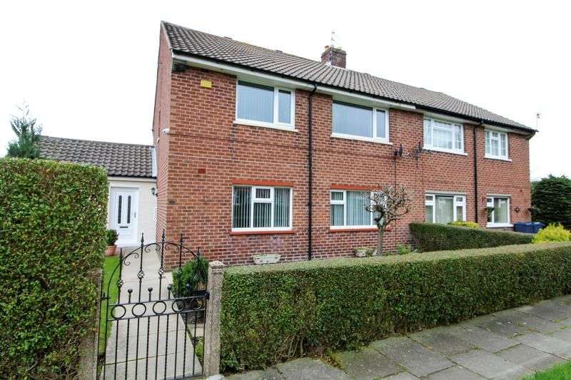 2 Bedrooms Flat for sale in Tyrer Road, Ormskirk