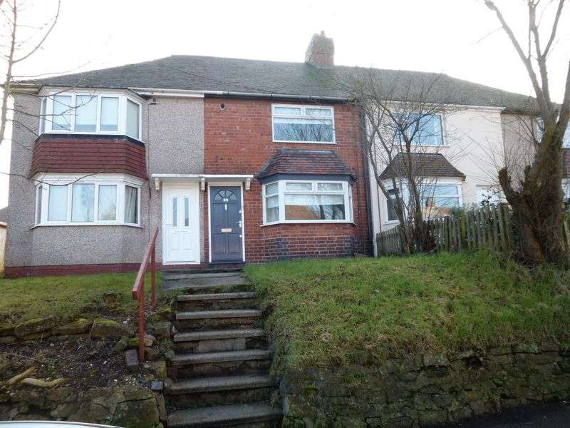 3 Bedrooms Terraced House for sale in George Street, New Arley