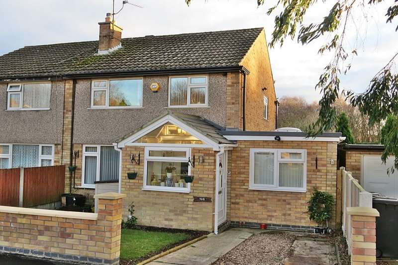 4 Bedrooms Semi Detached House for sale in High Ash Avenue, Leeds, LS17